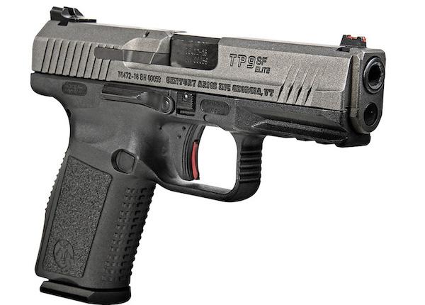 Difference between all Canik striker models – TP9, V2, SA, SF, Elite